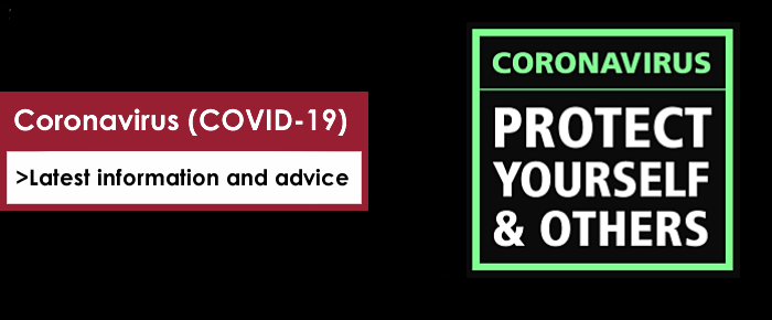 Important information you need to know: COVID 19